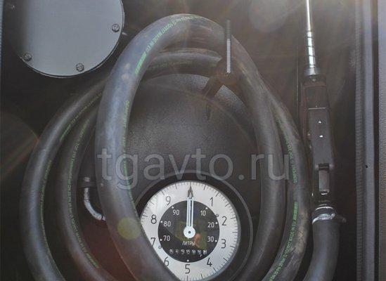 Автотопливозаправщик АТЗ-10/2 Урал-5557-80 купить от производителя