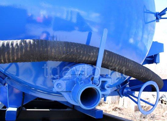 Прицеп-цистерна ПЦ-МВ-10 ОД купить от производителя