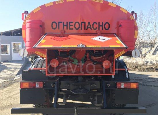 Автотопливозаправщик АТЗ-10/2 Урал 4320 купить от производителя