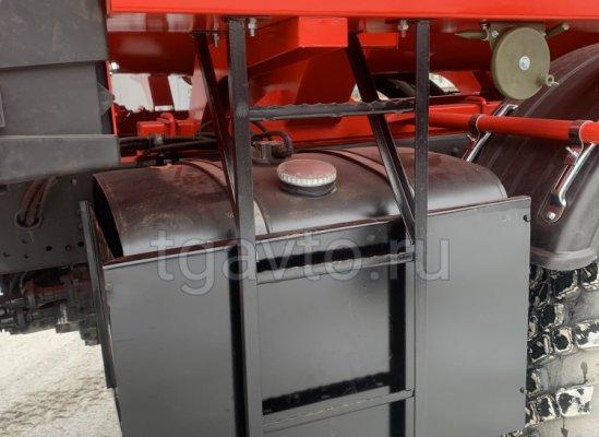 Автоцистерна нефтепромысловая АКН-10 ОД КАМАЗ 43118-50 купить от производителя