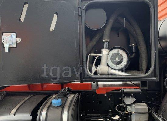 Автотопливозаправщик АТЗ-12/2 на шасси Камаз 43118 купить от производителя
