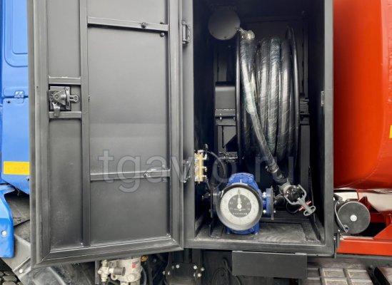 Автотопливозаправщик АТЗ-12/2 Камаз 43118-50 купить от производителя
