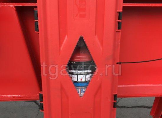 Полуприцеп-цистерна ППЦ-40 купить от производителя