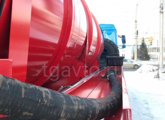 АКН-10 ОД на шасси Урал 4320-4972-80Е5 купить от производителя
