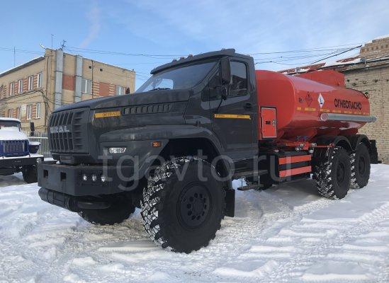 Автотопливозаправщик АТЗ-12 Урал 5557-6152-72Г38 NEXT купить от производителя