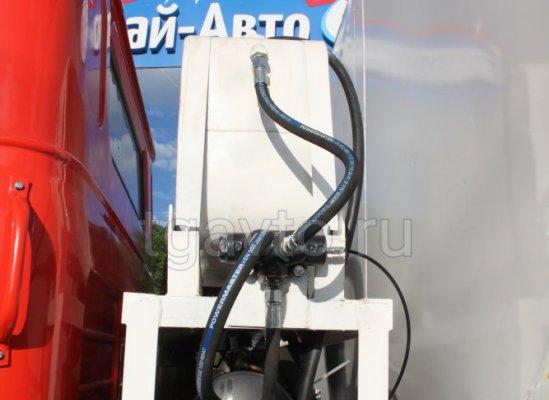 Пищевая автоцистерна АЦПТ-9,5 Урал 5557 купить от производителя