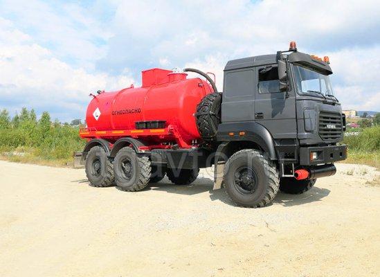 Вакуумная автоцистерна АКН-18-ОД Урал 63701-1951Е5 купить от производителя