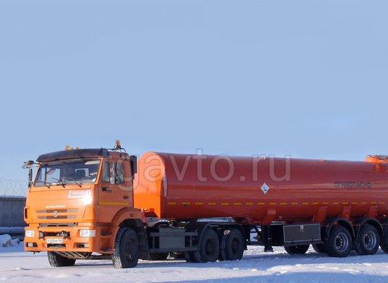 Полуприцеп-цистерна ППЦ-32 ТАЦ 96102 купить от производителя