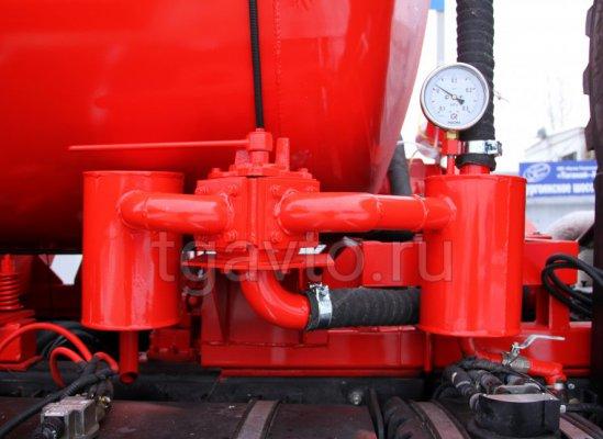Вакуумная машина МВ-10 Камаз 43118 купить от производителя