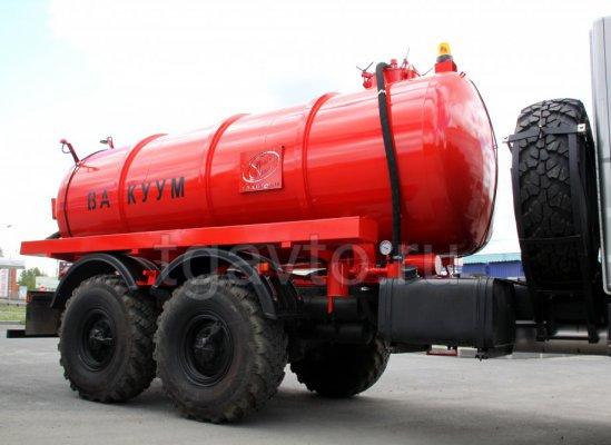 Вакуумная машина МВ-10 Урал NEXT купить от производителя