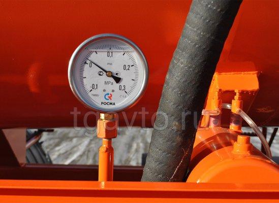 Вакуумная машина МВ-13 Камаз 65115 купить от производителя