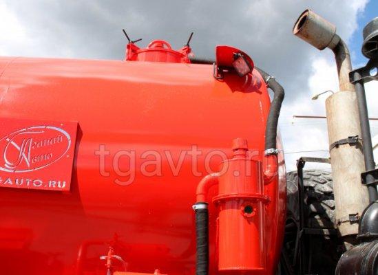 Вакуумная машина МВ-13 МАЗ 651705 купить от производителя