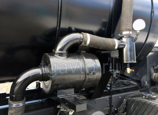 Вакуумная машина МВ-20 Камаз 6520 купить от производителя